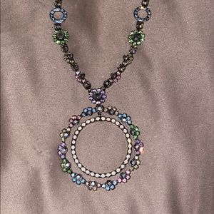 Sorrelli drop necklace